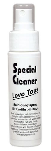 SF. Средство по уходу за сексигрушками Special Cleaner Love Toys 50 m